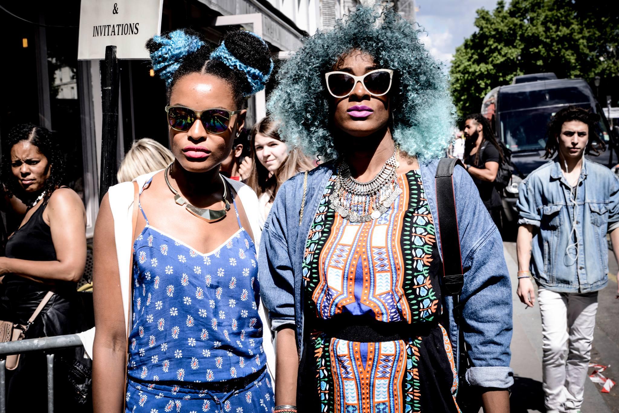 Paris, Afropunk en mai 2015 (photo Aurélien Gillier)