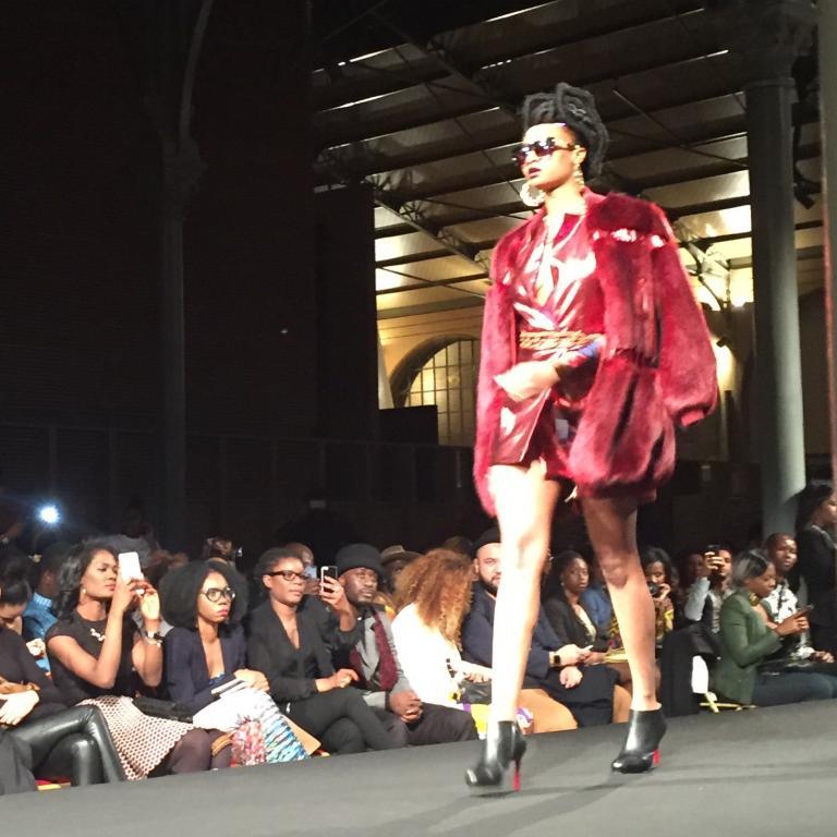 Sakia Lek or the styled woman